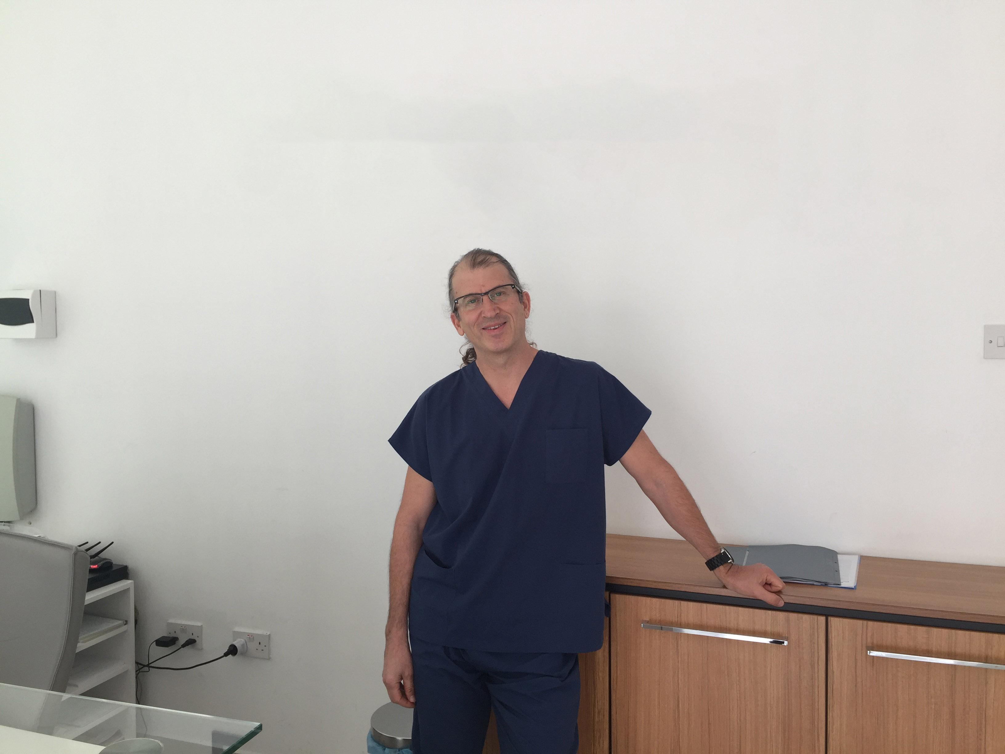 Dr. Armağan Ulubaş